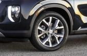2021 Hyundai Palisade Wheel Size