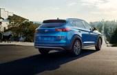 2021 Hyundai Tucson Dimensions