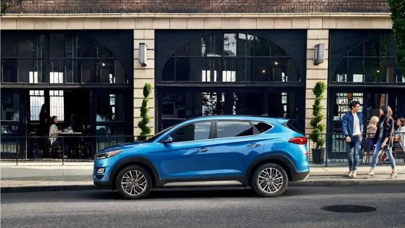 2021 Hyundai tucson Images