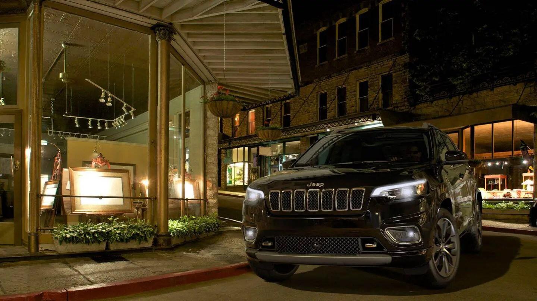 2021 Jeep Cherokee Release Date & MSRP