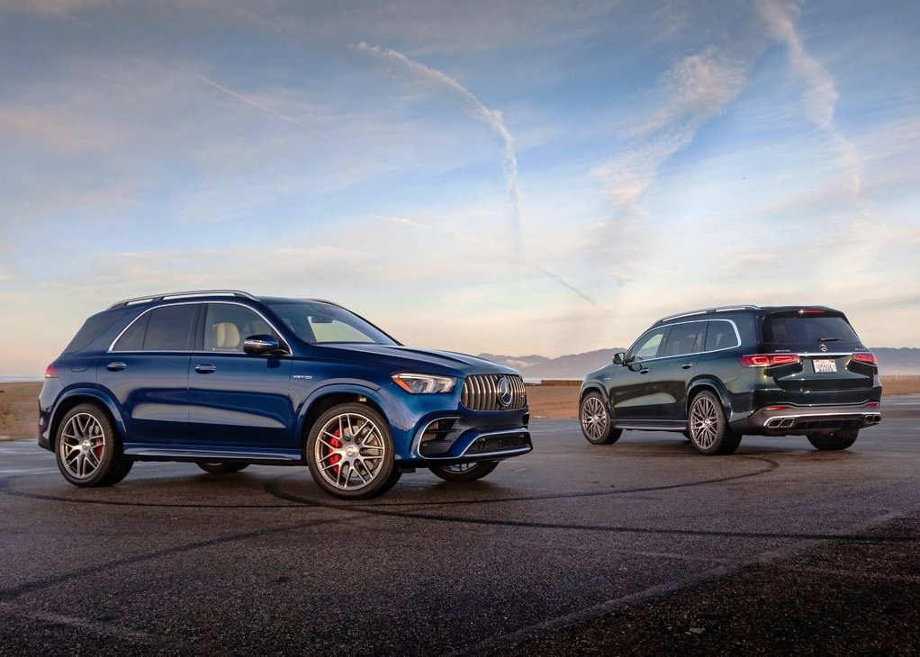 2021 Mercedes GLS Configurations