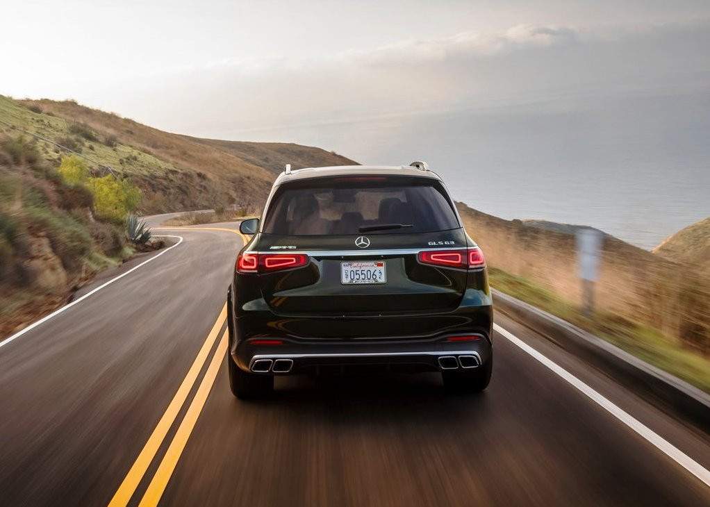 2021 Mercedes GLS Fuel Economy