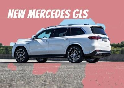 2021 Mercedes GLS Price, Configuration, Specs & Redesign
