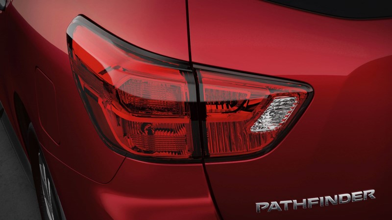 2021 Nissan Pathfinder Changes