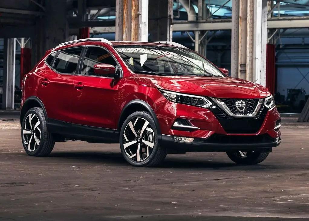 2021 Nissan Rogue Sport Specs