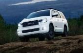 2021 Toyota Sequoia TRD Pro Specs