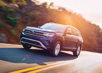 2021 VW Atlas Release Date, Price, Facelift & Specs