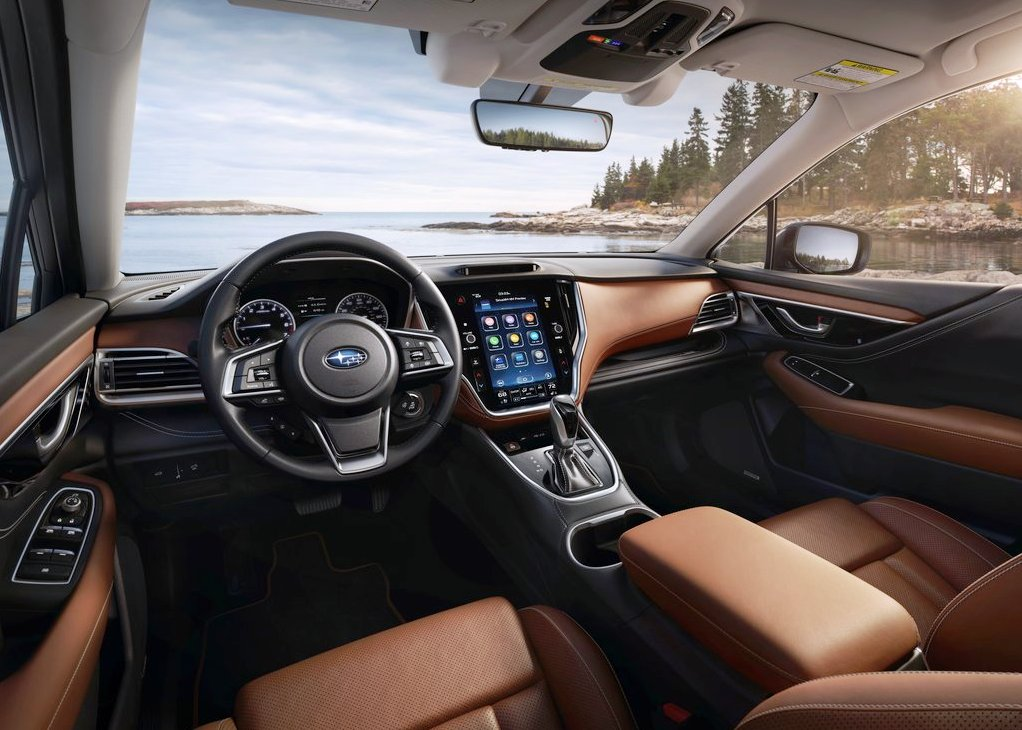 2021 Subaru Outback Interior Changes