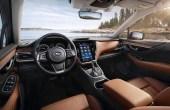2021 Subaru Outback Interior Changes