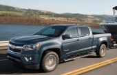 2022 Chevy Colorado Towing Capacity