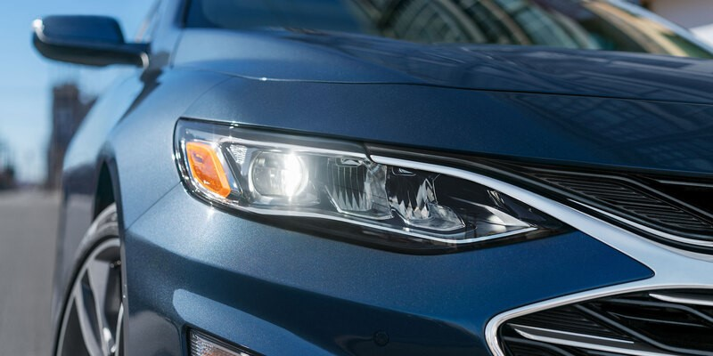 2022 Chevy Malibu New Headlamp