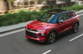 2022 Chevy Trailblazer Compact SUV Release Date