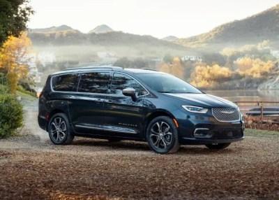 2022 Chrysler Pacifica Redesign, Specs, Interior & Release Date & Price