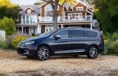 2022 Chrysler Pacifica Redesign Exterior