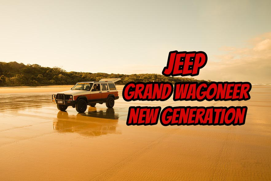 2022 Jeep Grand Wagooner Concept