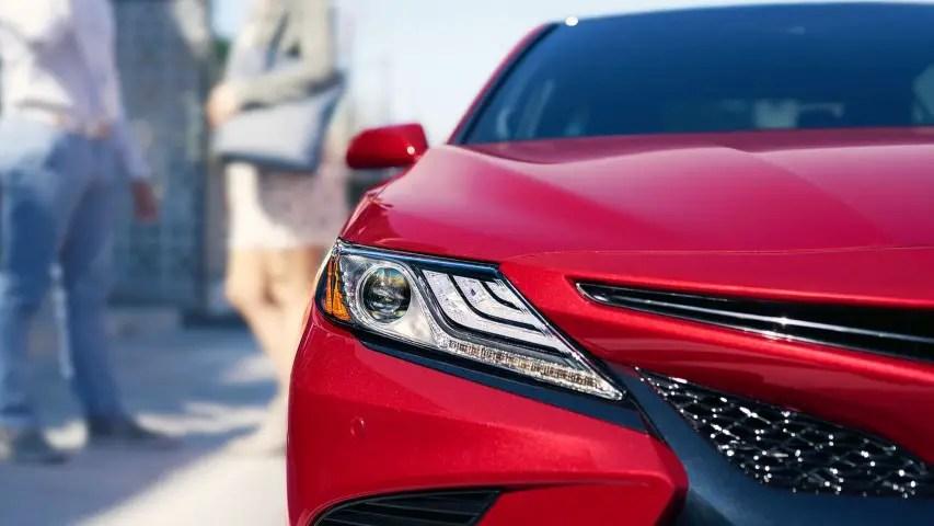 2022 Toyota Camry New Headlight