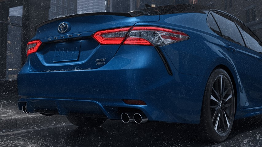 2022 Toyota Camry XSE AWD Trims