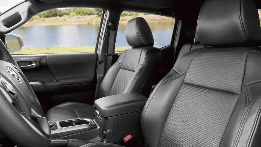2022 Toyota Tacoma Changes Interior
