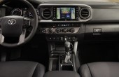 2022 Toyota Tacoma Dashboard Features