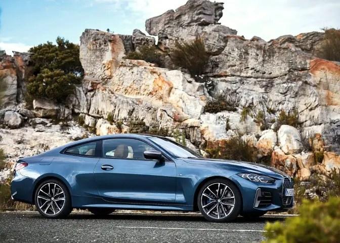 2022 BMW M4 Coupe Specs