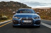 2022 BMW M4 Exterior Changes with Huge Grille