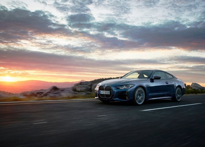 2022 BMW M4 Twin Turbo Performance