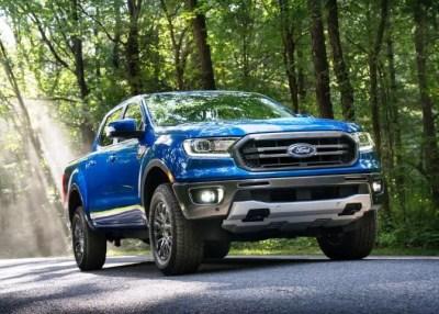 2022 Ford Ranger Plug-in Hybrid; Over 500 lb-ft of Torque