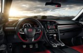 2022 Honda Civic Type R Interior Cabin Pictures With Hi tech Dasboard