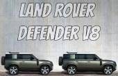 2022 Land Rover Defender V8 Release Date