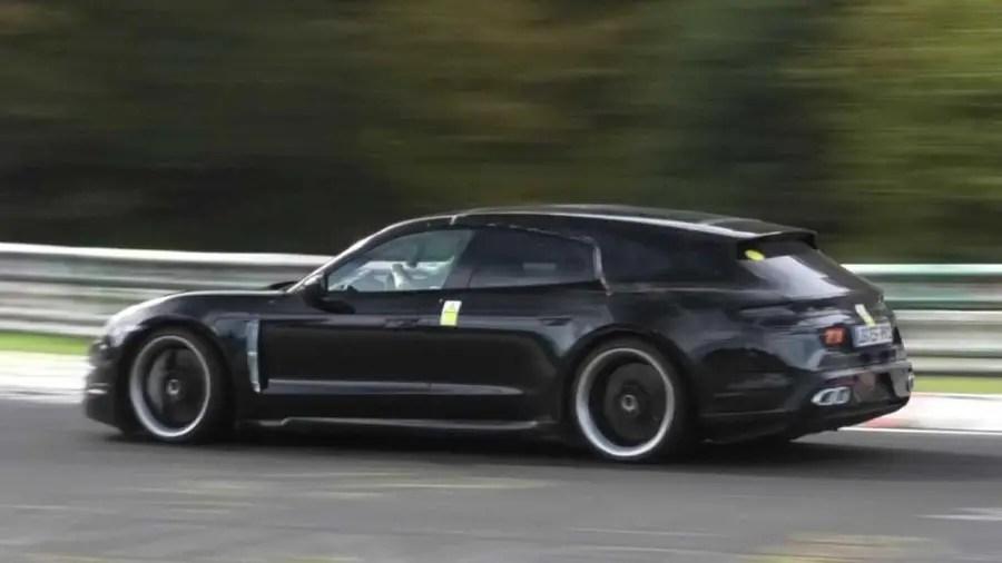 2022 Porsche Taycan Cross Turismo Sport