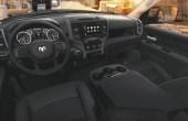 2022 RAM 2500 Interior Features