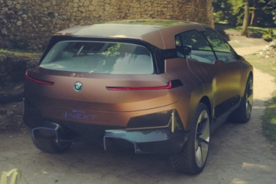 2022 BMW iNext Preview: Specs, Price, Release Date