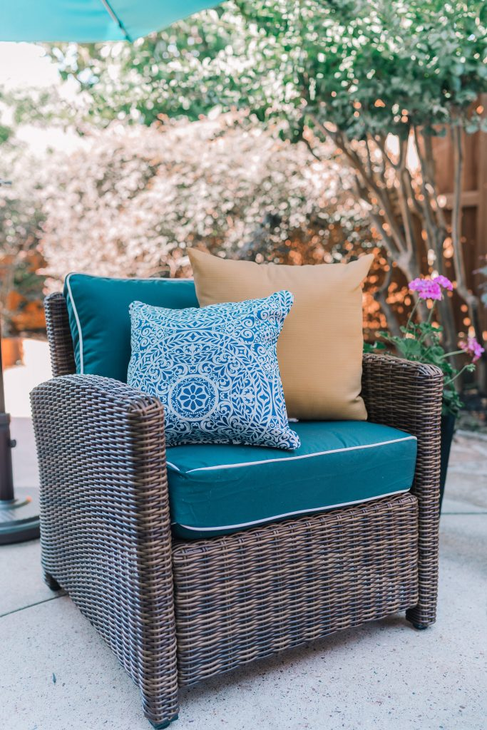 Bed Bath And Beyond Outdoor Cushions : beyond, outdoor, cushions, Patio, Refresh, Summer, Entertaining, Adored