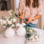 5 Minute Simple Diy Flower Arrangements Adored By Alex
