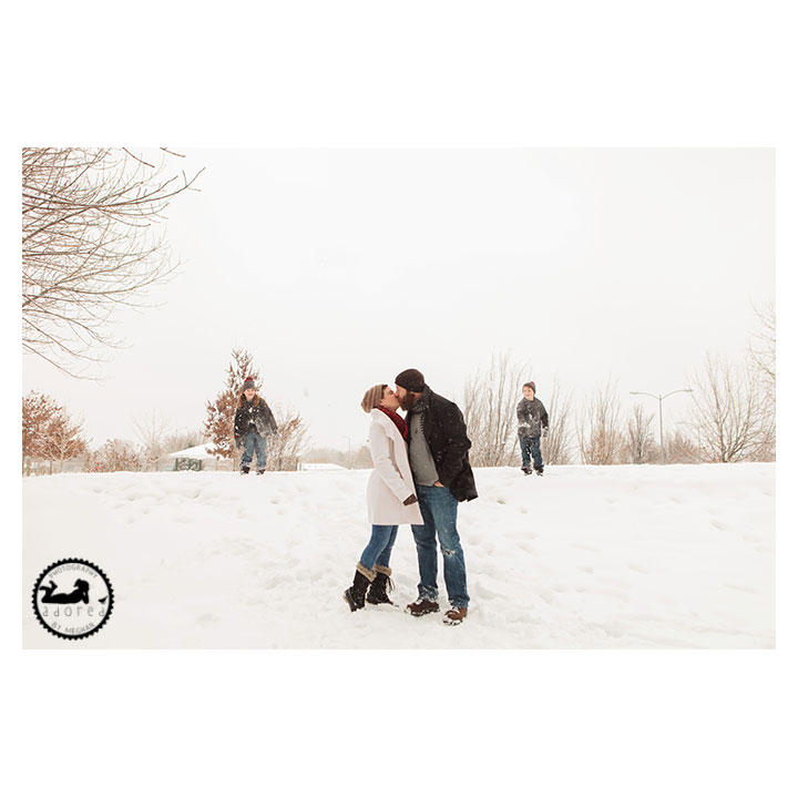 Have a little fun during your family photos with Adored by Meghan, family photographer in Kennewick, Wa