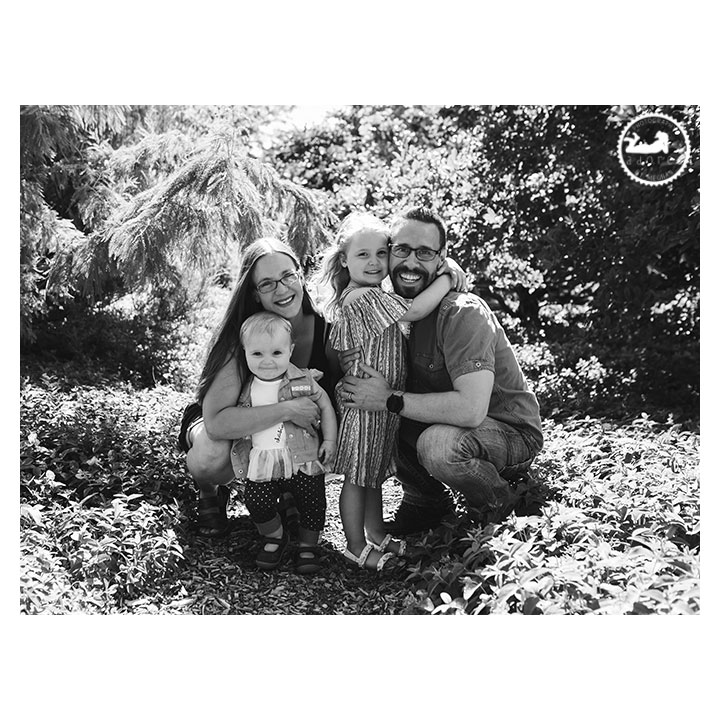 Family portrait by Adored by Meghan, Tri-Cities, WA