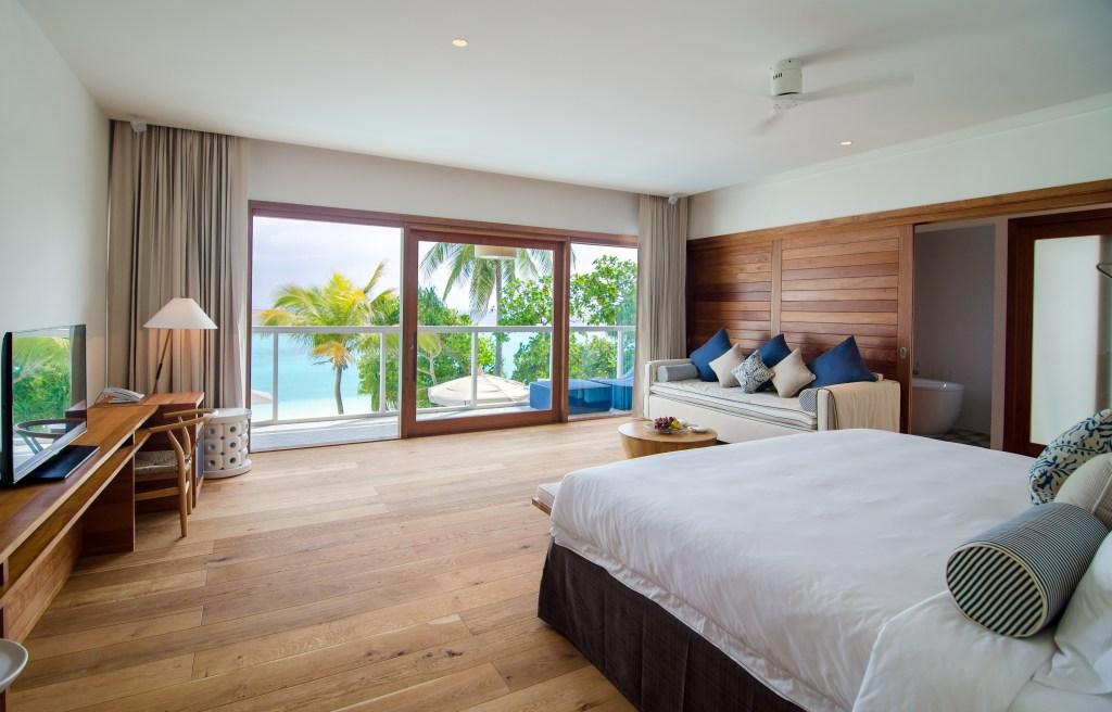 Amilla Fushi - 4 Bedroom Residence - Bedroom