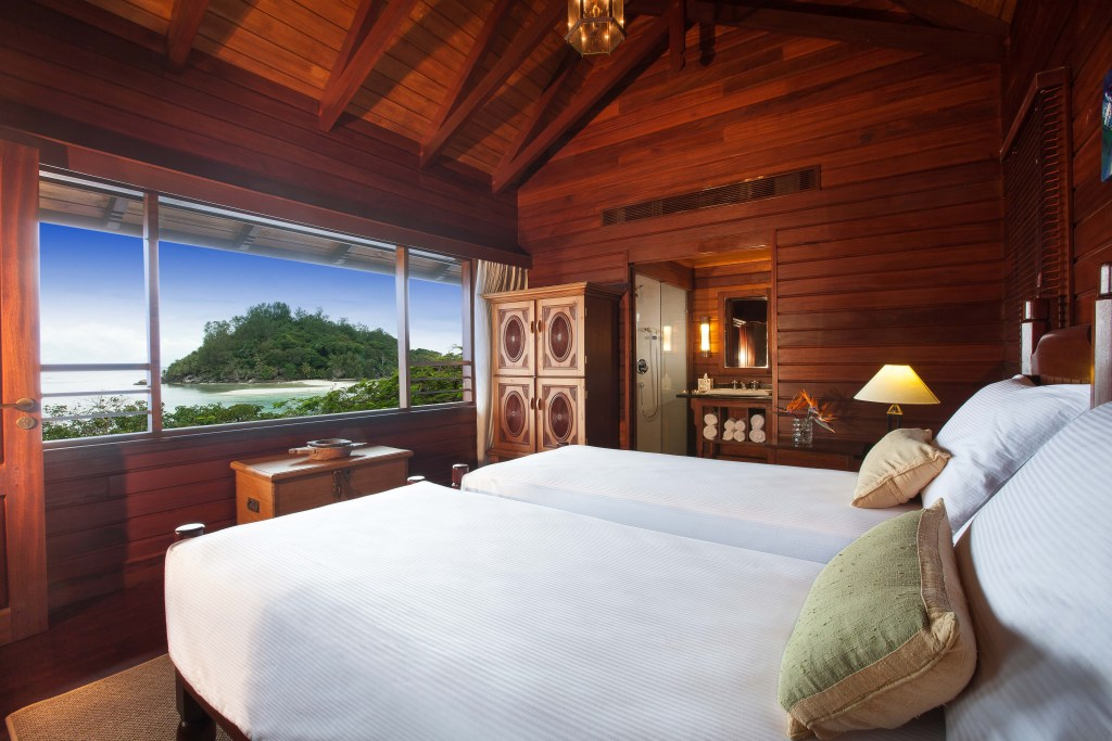 Enchanted Island Resort - Bedroom