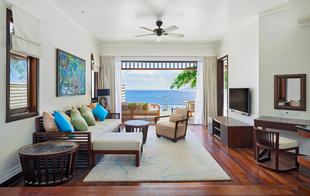 Hilton Seychelles Northolme - Deluxe Oceanview Villas with Infinity Pools