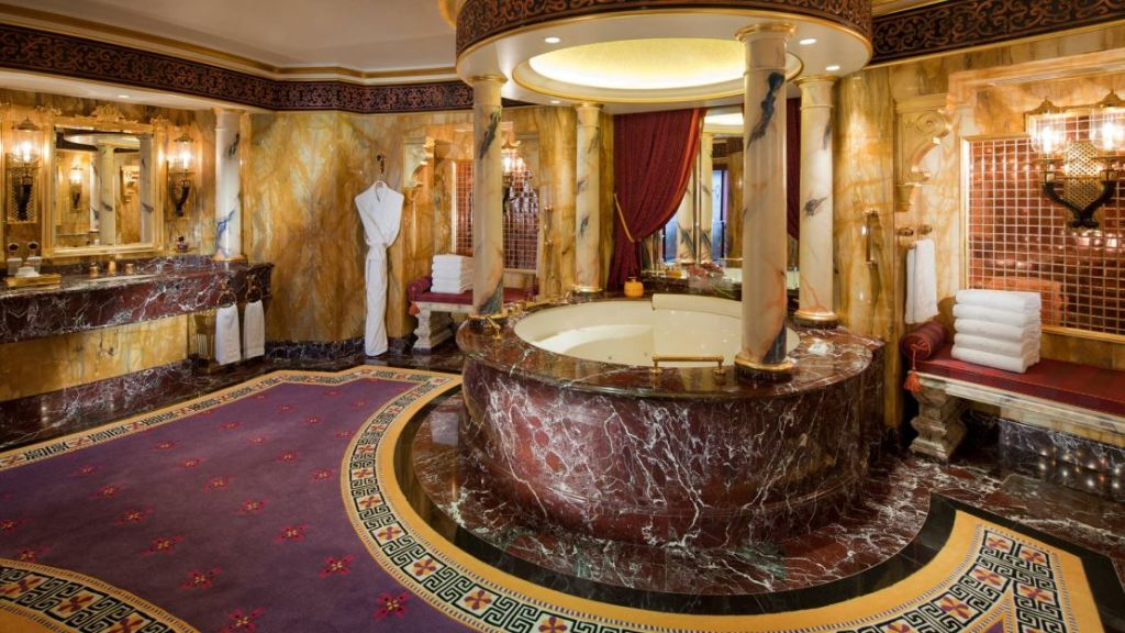 Burj Al Arab - Royal Suite
