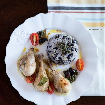 Costa Rican Chicken Escabeche | Adore Foods
