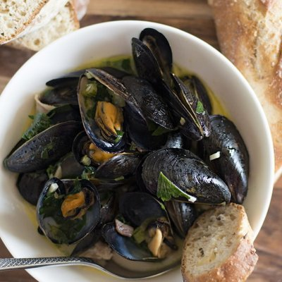 Belgium Mussels in Beer | Adore Foods