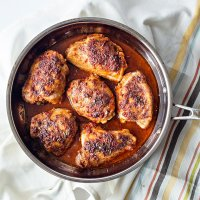 Peri Peri Chicken Thighs Recipe