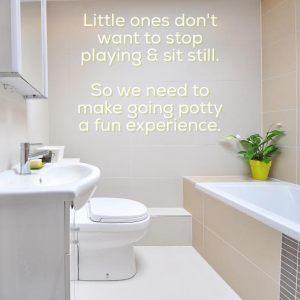 potty training quote