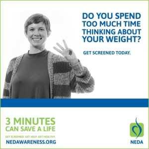 #NEDAwareness
