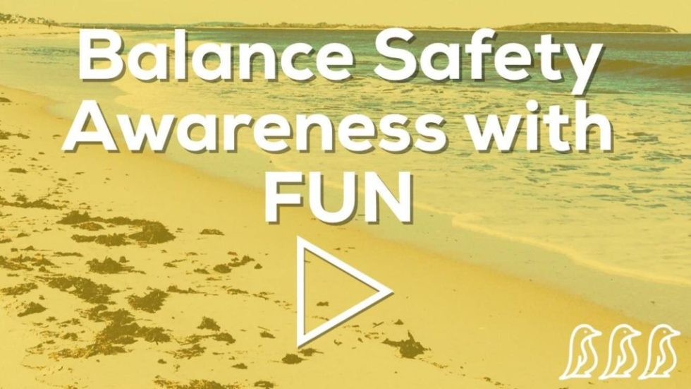 balance safety awareness with fun