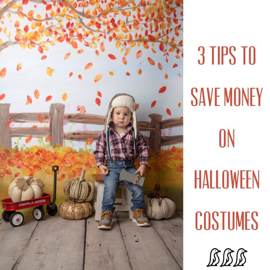 3 Tips to Save Money on Halloween Costumes