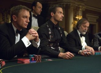Casino Royale James Bond Sony 20th Century Fox © 2015 Danjaq, LLC and Metro-Goldwyn-Mayer Studios Inc. TM Danjaq, LLC. All Rights Reserved.