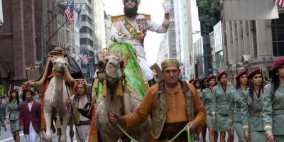 Sacha Baron Cohen in THE DICTATOR - © Paramount Pictures