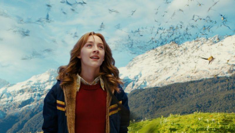 Filmstill von Saoirse Ronan in IN MEINEM HIMMEL - © Dreamworks